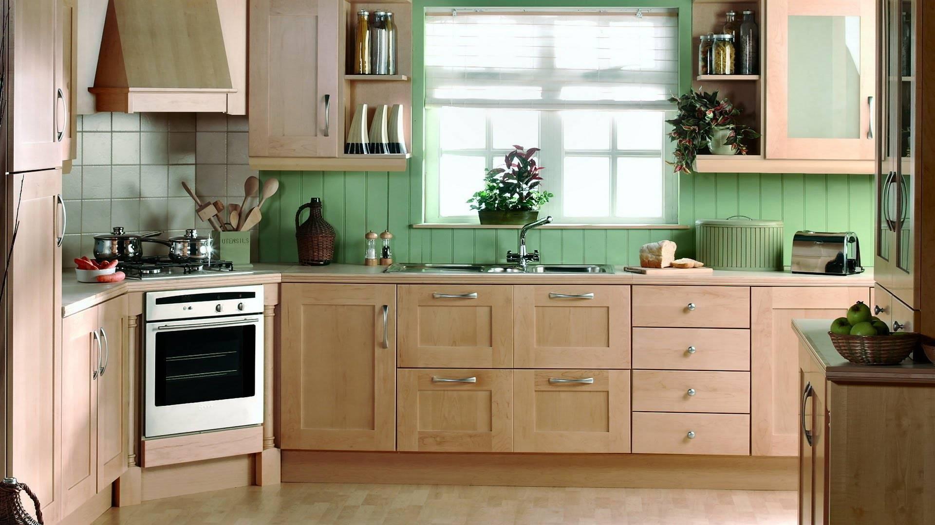 Чертежи кухонной мебели своими руками