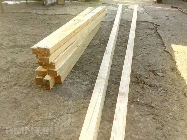 Приставная лестница из дерева: делаем своими руками