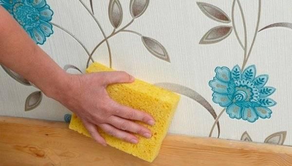 Моющиеся виниловые обои для кухни: чем они лучше флизелиновых, описание