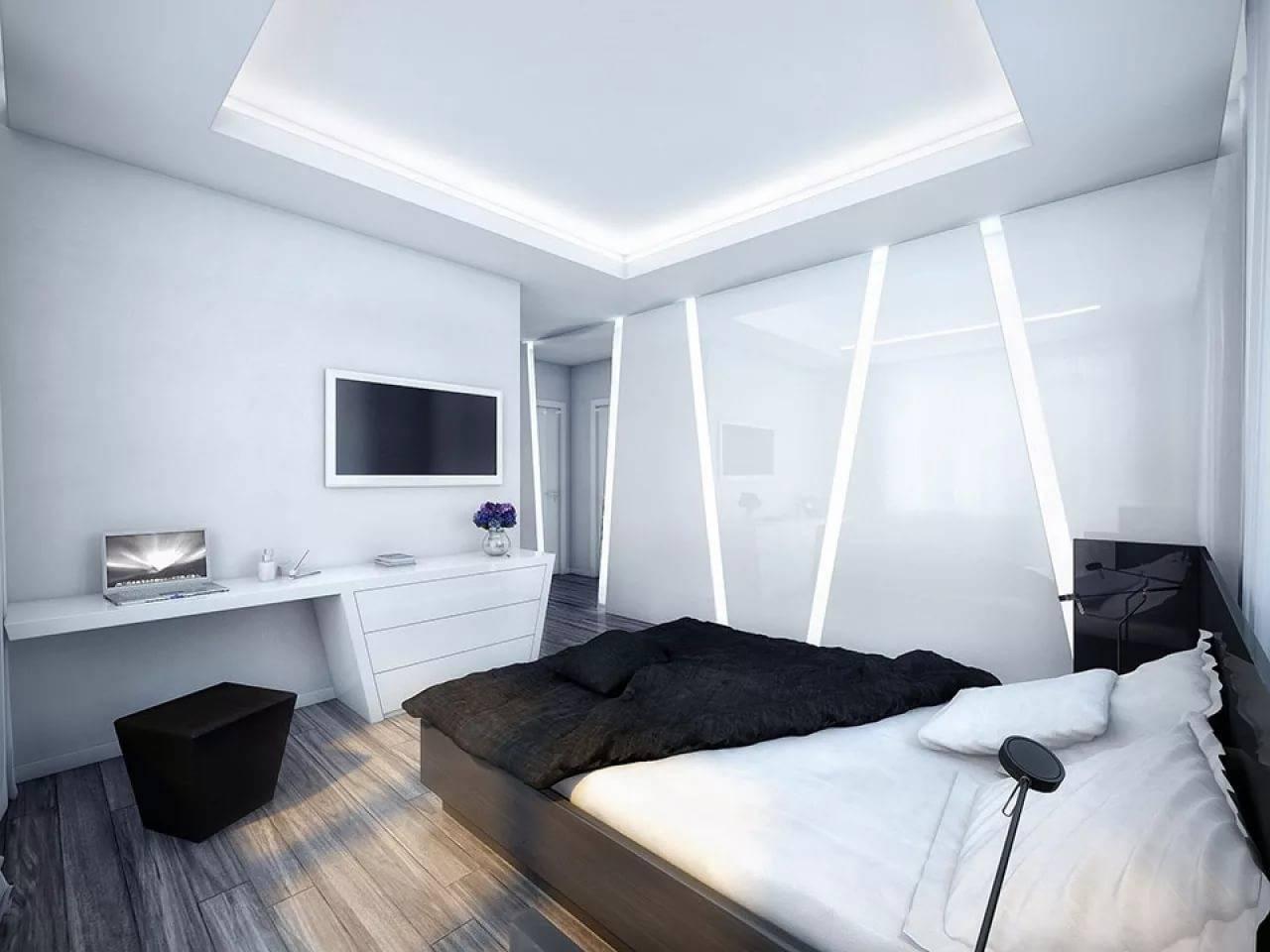 Дизайн спальни в белых тонах – лучшие идеи интерьера белой спальни