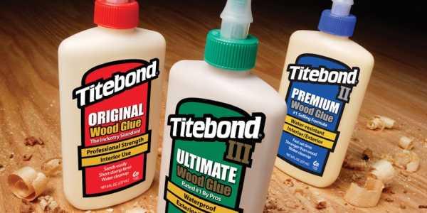 Клей для дерева titebond: столярный влагостойкий клеящий состав, ii и iii, premium и original, отзывы