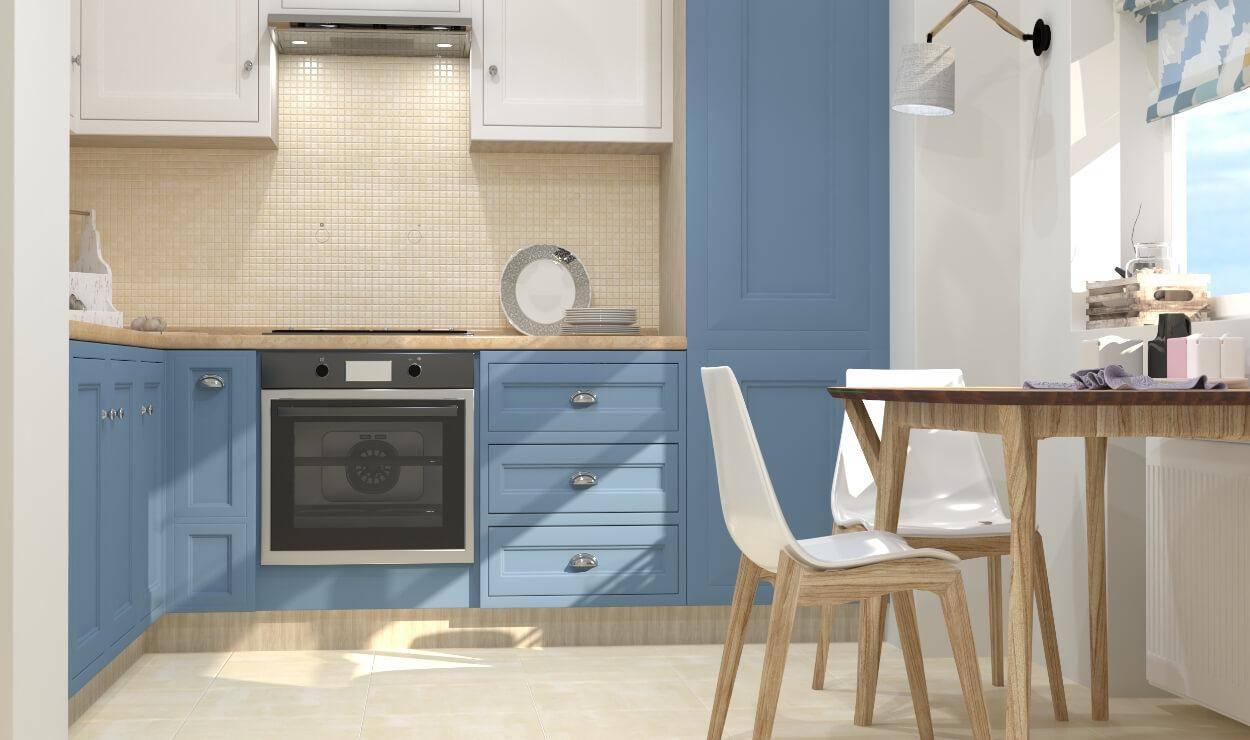 Фартук из керамической плитки: примеры выкладки на кухне