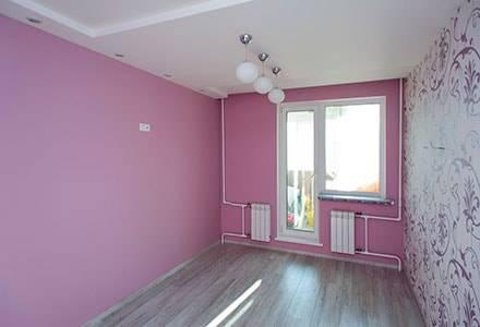 Как снять краску со стены на кухне?