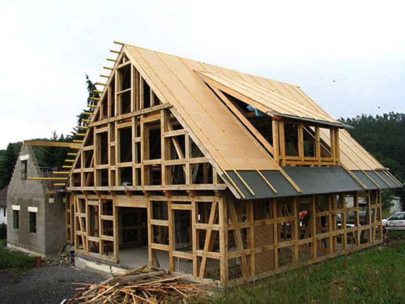 Дома в стиле фахверк (68 фото): проекты каркасных домов, немецкий дизайн при строительстве и технология отделки снаружи