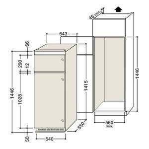 Размеры фасадов для кухни: стандартные (таблица), как рассчитать самому