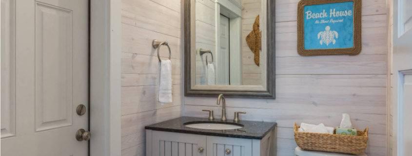Дизайн и отделка ванной комнаты пластиковыми панелями стен и потолков + фото. Быстрый и дешевый способ декора