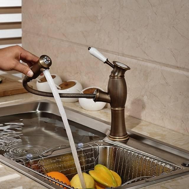 Как выбрать смеситель на кухню правильно - обзор вариантов