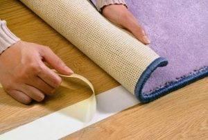 Как стелить ковролин - варианты укладки, пошаговая инструкция