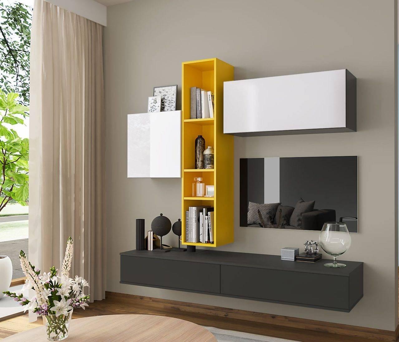 Шкаф-стол, функциональность, разновидности, конфигурации