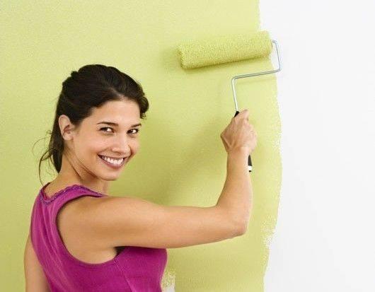 Методы смывки водоэмульсионной краски