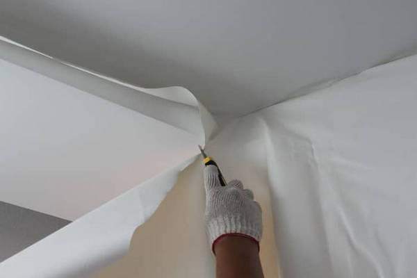 Преимущества и виды тканевых потолков. как установить конструкцию своими руками?