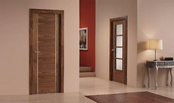 Ламинированные двери: что это такое, лучше ли