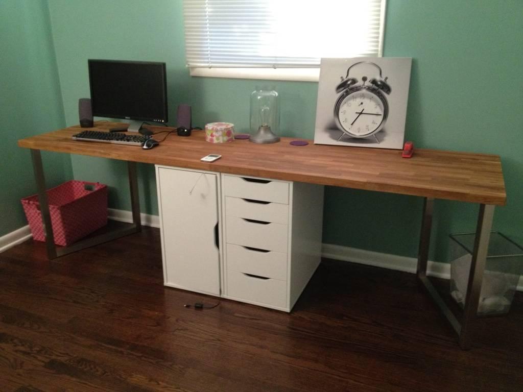 Письменные столы икеа [обзор доступных моделей]