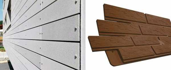 Облицовка фасада керамическими панелями: особенности материала и технология