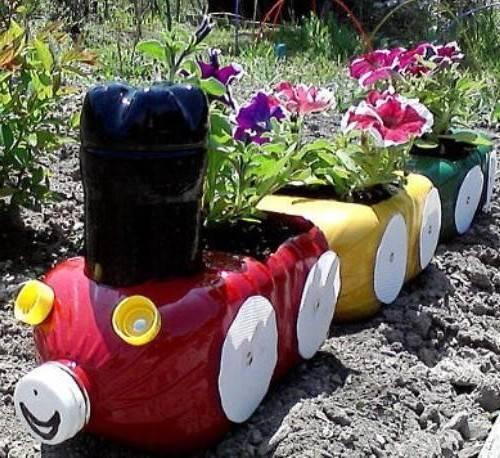 Идеи для дачи и сада своими руками из подручных материалов - новинки 2020: фото пошагово