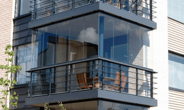 Какие бывают окна для балкона обзор всех вариантов подробный