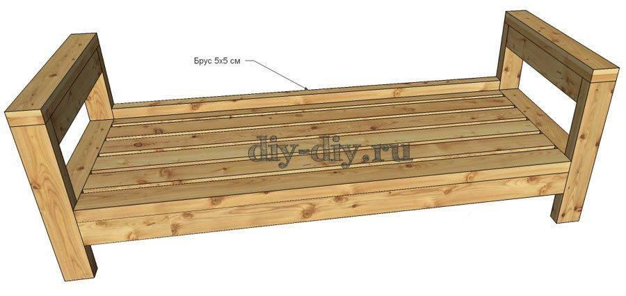 Мебель своими руками из лдсп: чертежи, схемы сборки