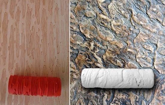Как правильно выбрать валик для декоративной штукатурки, обзор
