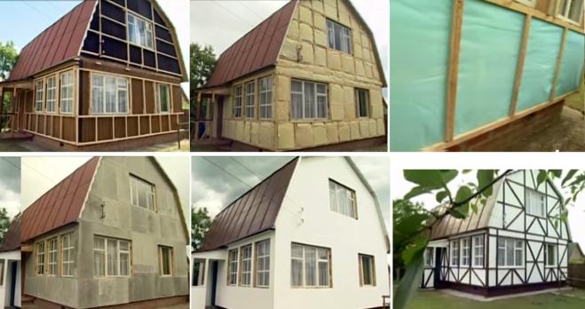 Фахверковые дома: особенности стиля и технология строительства