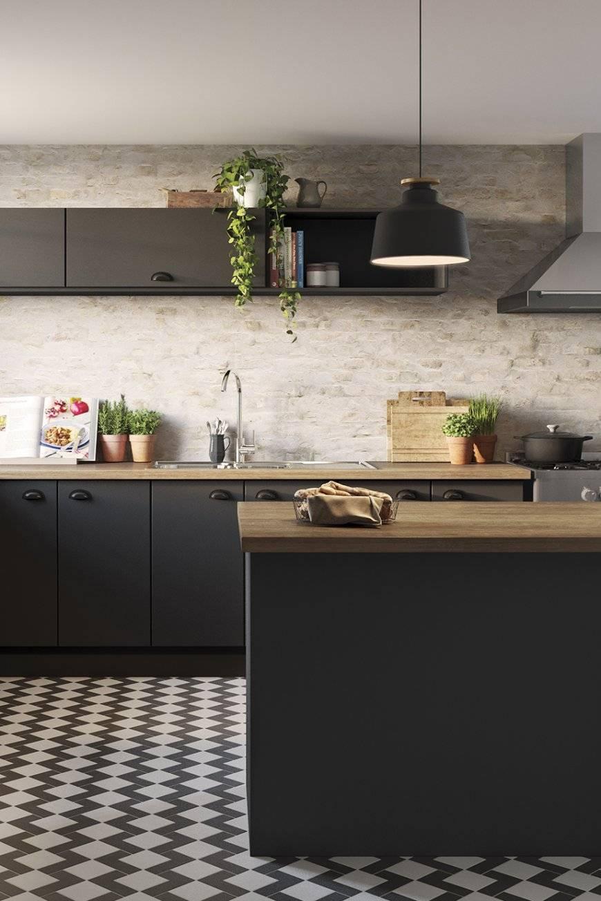Оливковая кухня: дизайн кухонного гарнитура и сочетание с интерьером