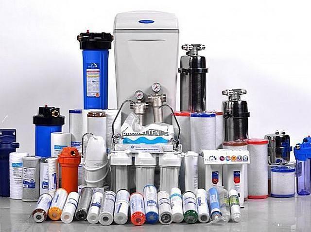 Системы очистки воды для квартиры: от самых простых устройств к сложным