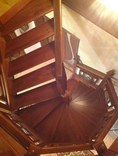 Изготовление маршевой деревянной лестницы своими руками