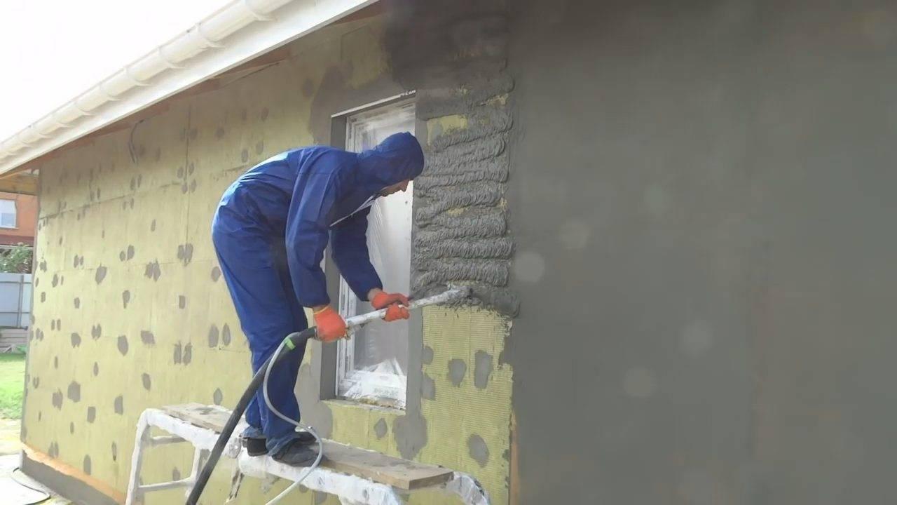 Штукатурная смесь: сухие клеевые строительные смеси для внутренних и наружных работ, продукция knauf для отделки стен
