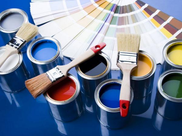Какой расход краски на 1м2 по металлу?