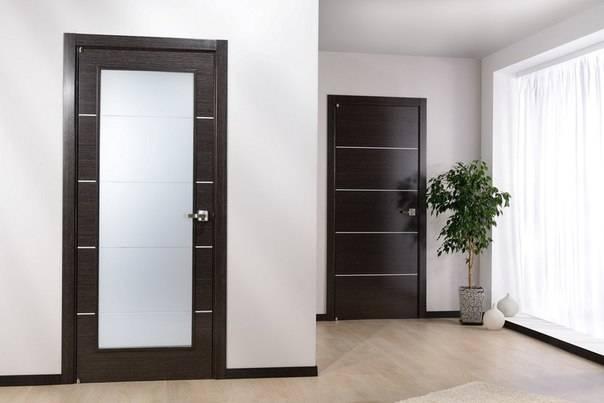 Подбор цвета дверей и ламината для интерьера (60 фото)
