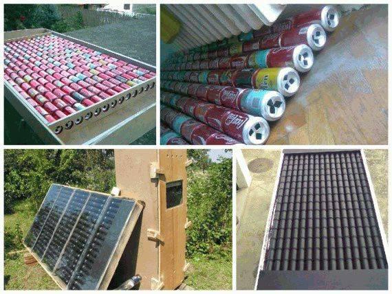 Отопление дома с помощью солнечных коллекторов. альтернативный источник энергии
