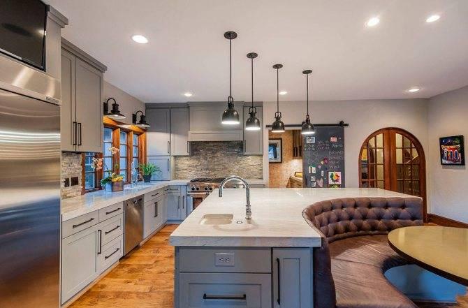 Дизайн кухни с окном: оригинальные приемы и рациональные решения