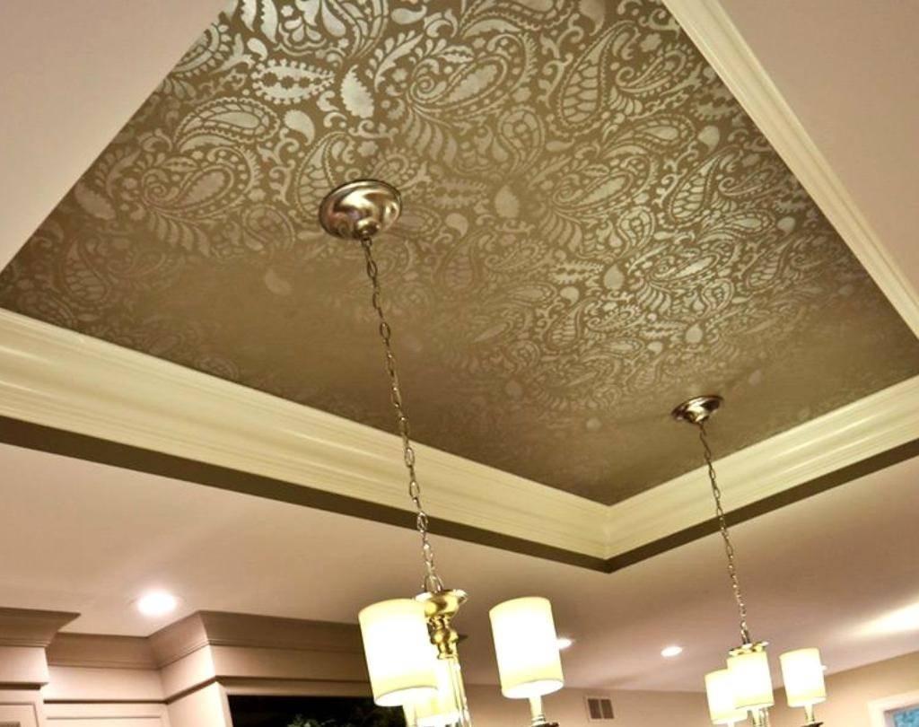 Потолок с подсветкой - виды потолков с подсветкой, фото, цвета, мощность