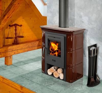 Печи длительного горения на дровах, принципы работы, особенности устройства, видео процесса постройки печи