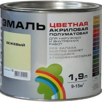Краска по металлу: полиуретановая быстросохнущая цинковая краска, зеркальные и металлизированные красящие составы под хром