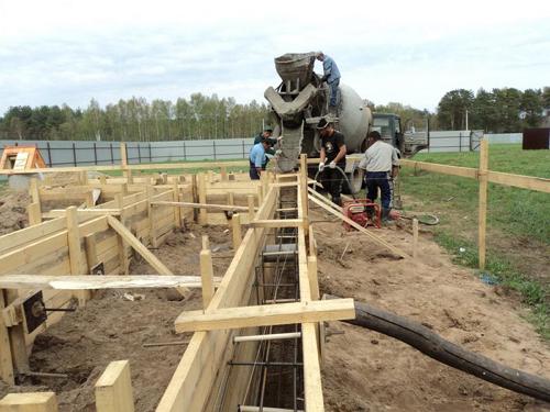 Как устроена опалубка фундамента из досок и перекрытий дома для стен над землей своими руками: Пошаговая инструкция