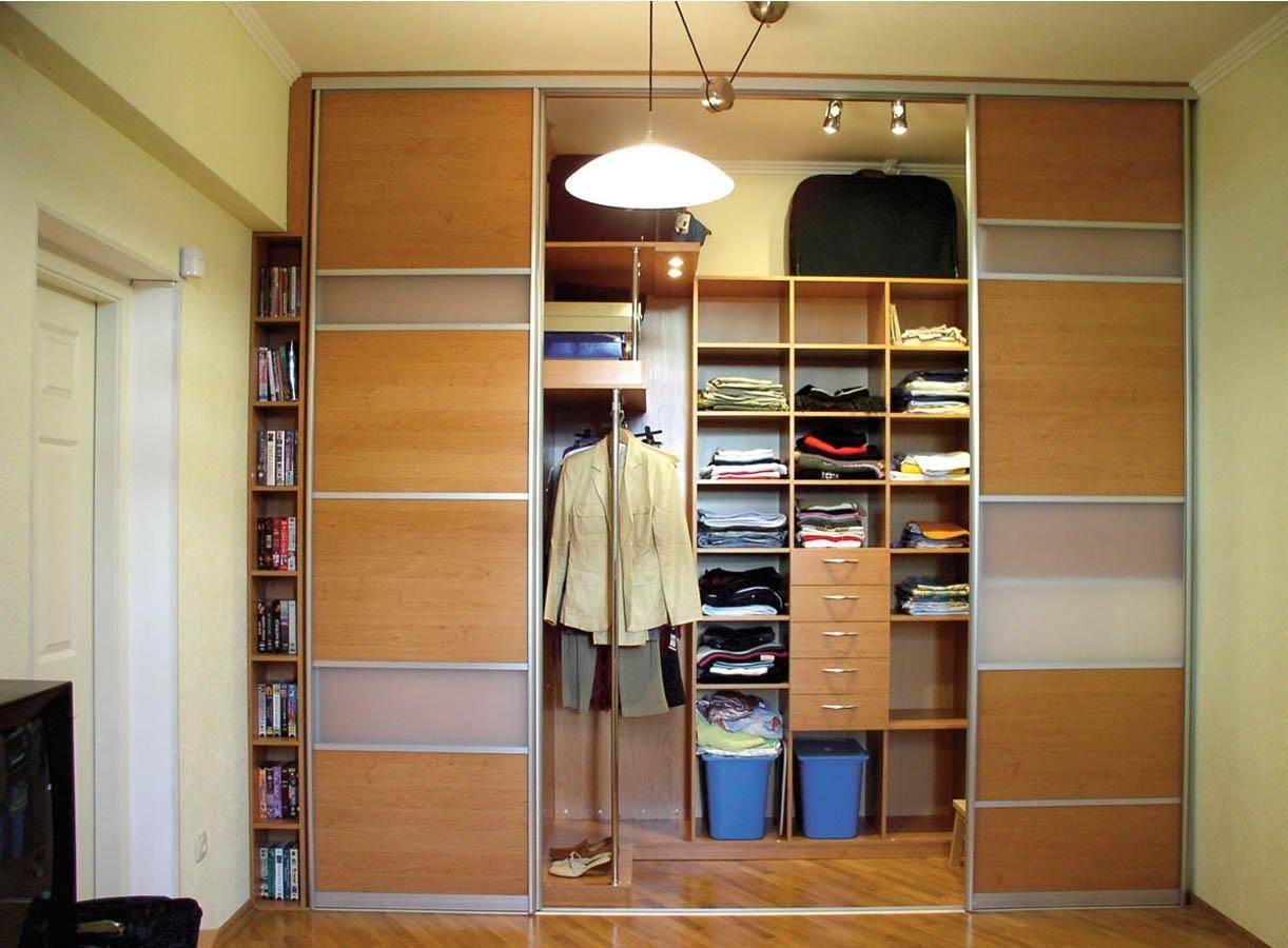 Гардеробная в прихожей: коридор угловой, фото и дизайн шкафа, маленькая однокомнатная квартира, как сделать гардеробная комната в прихожей: варианты оформления – дизайн интерьера и ремонт квартиры своими руками