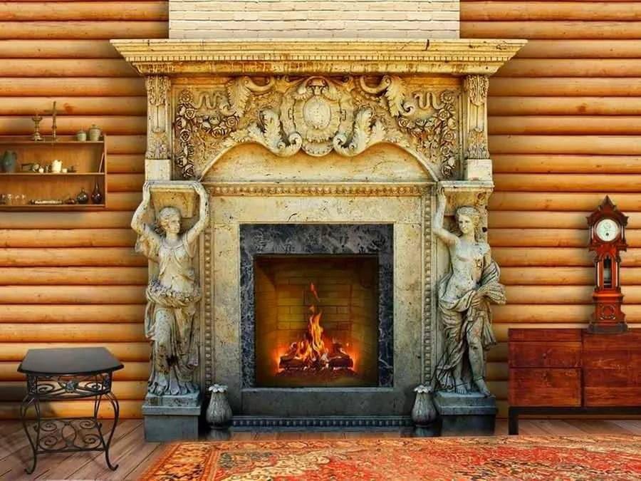 Интерьер замка: средневековый стиль в современной квартире и доме