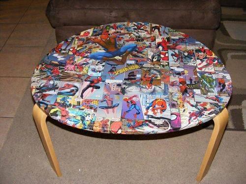 Декупаж стола (38 фото): декупаж журнального или кухонного столика салфетками своими руками, мастер-класс по декупажу деревянной столешницы тканью