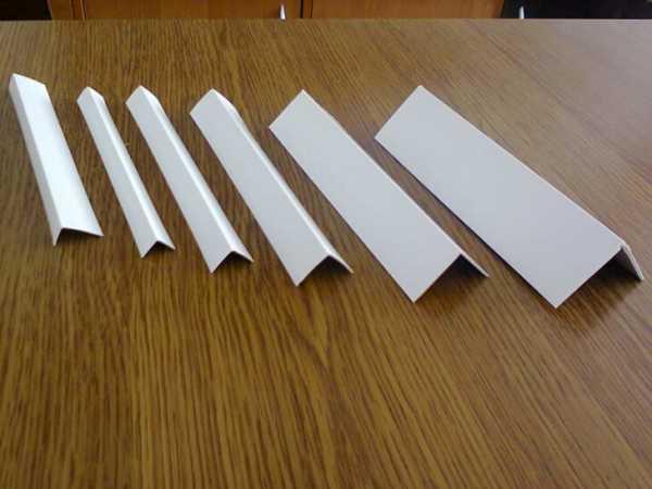 Разновидности пластиковых уголков для отделки откосов - самстрой - строительство, дизайн, архитектура.