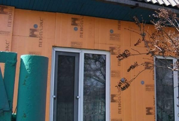 7 этапов утепления стен деревянного дома снаружи