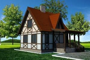 5 причин построить дом в стиле фахверк
