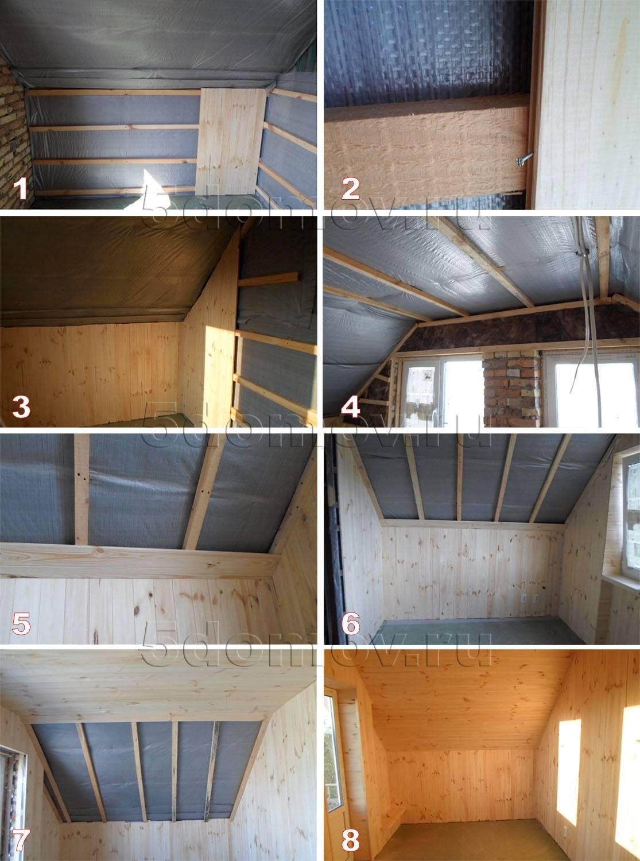Обшивка стен вагонкой- пошаговая инструкция укладки вагонной доски