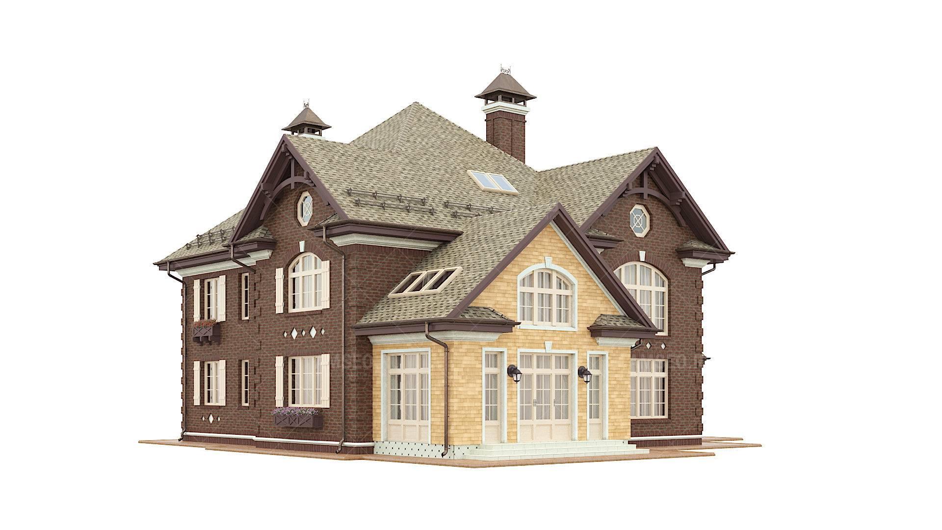 Проекты домов в английском стиле: разновидности и преимущества