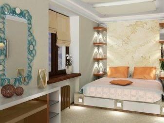 Дизайн 2 комнатной квартиры в хрущевке