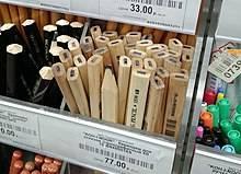 Стоит ли переплачивать за строительный карандаш и простые способы заточки