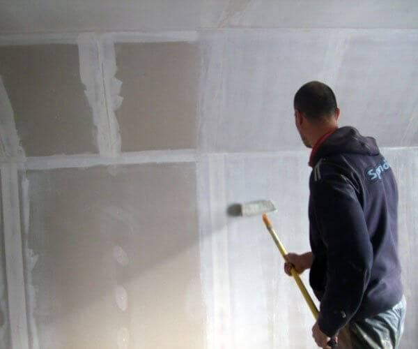 Сайт о грунтовке. грунтовка клеем: можно ли грунтовать стены составом для обоев?