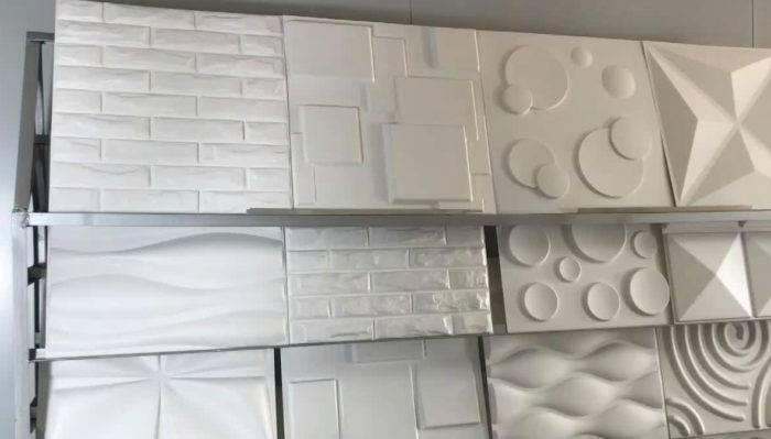 Отделка ванной комнаты пластиковыми панелями — идеи дизайна
