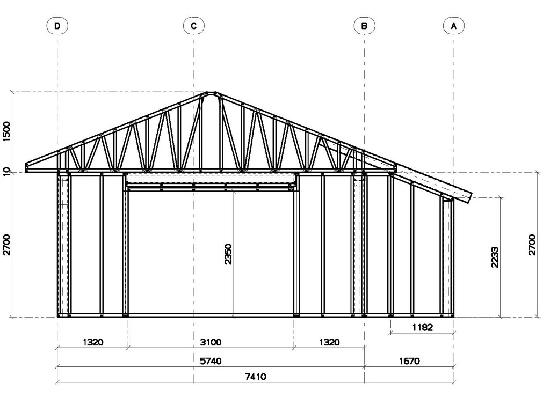 Размеры гаража: как выбрать оптимальные параметры