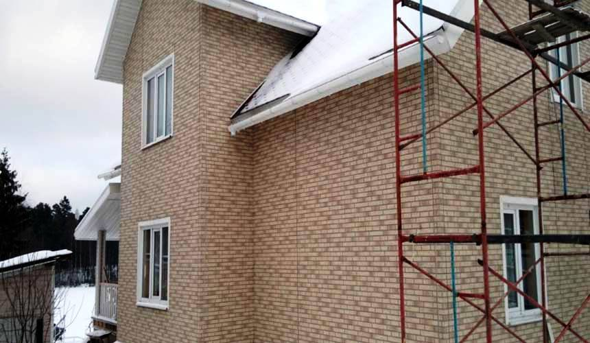 Отделка дома снаружи: виды отделочных материалов, их достоинства и недостатки