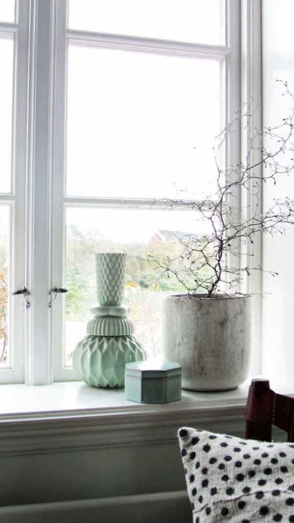 9 идей, как украсить окна на новый год